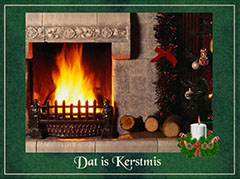 dat is Kerstmis